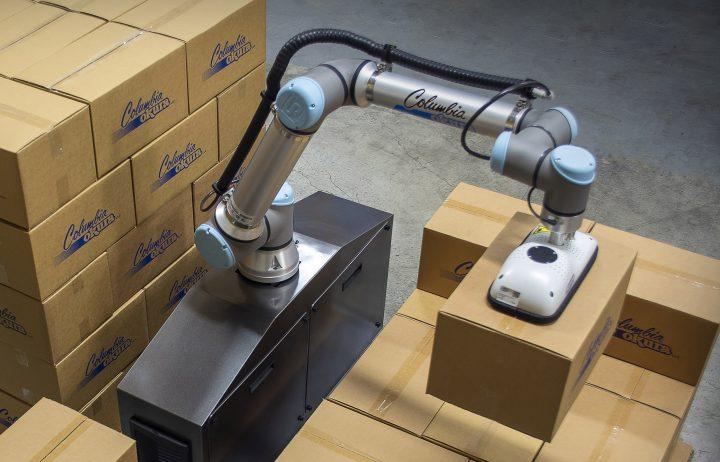Columbia/Okura announces New Cobot Strategic Alliance with Universal Robots